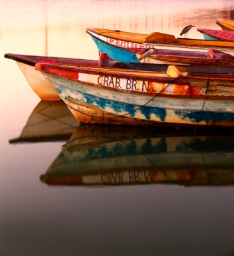 jamaican fishing boat, boat on water pic, pictures of Jamaica