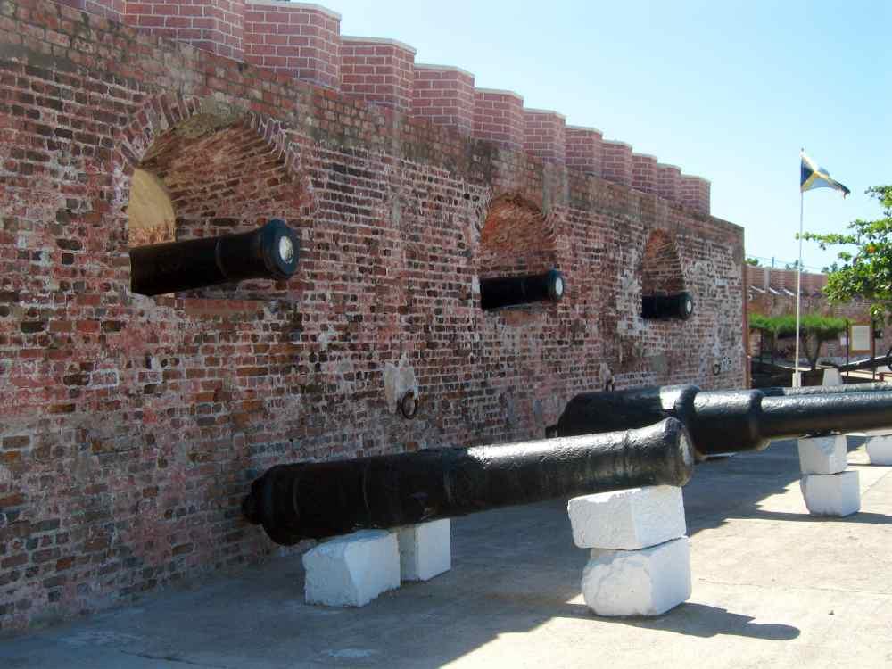 Fort Charles Jamaica