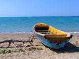 beach canoe, beaches Jamaica