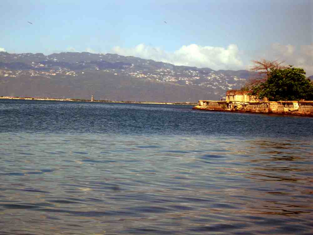Kingston Harbour, Jamaica