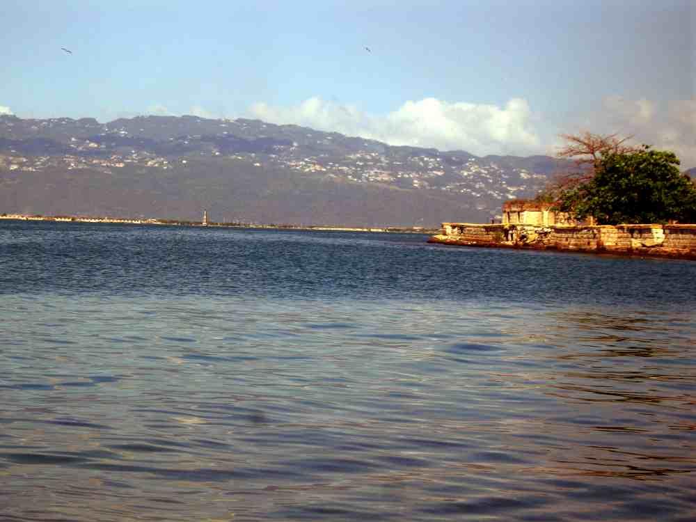 Kingston Harbour, Jamaica