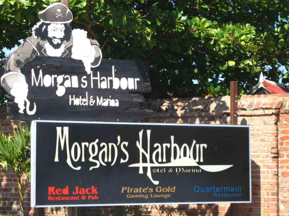 morgan's harbour hotel