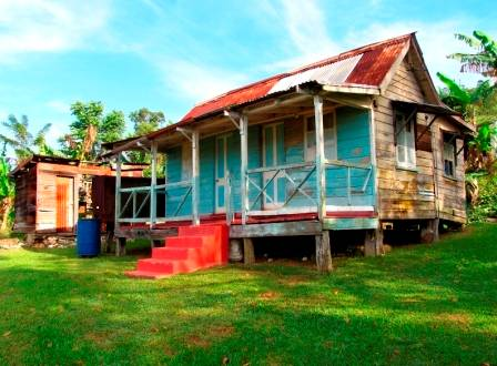 jamaican country cottage, pictures of Jamaica