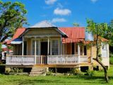 old houses by the ocean, old country houses, wrap around veranda