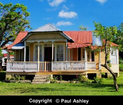 Charming Old Houses By The Ocean, Old Country Houses, Wrap Around Veranda