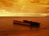 tropical sunset, caribbean beaches, caribbean sea pics