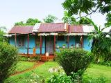 old colonial houses, old cottages,tropical cottages