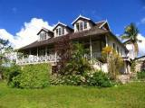 tropical pictures, st. ann jamaica, old plantation house