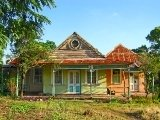 tropical pictures, picturesque old cottage, renovate old houses